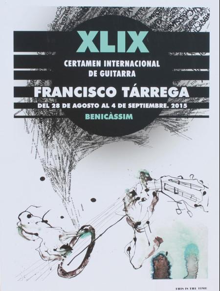 XLIX Certamen Internacional de Guitarra Francesc Tàrrega