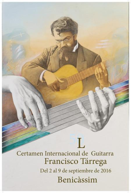 Certamen internacional de guitarra Francisco Tárrega