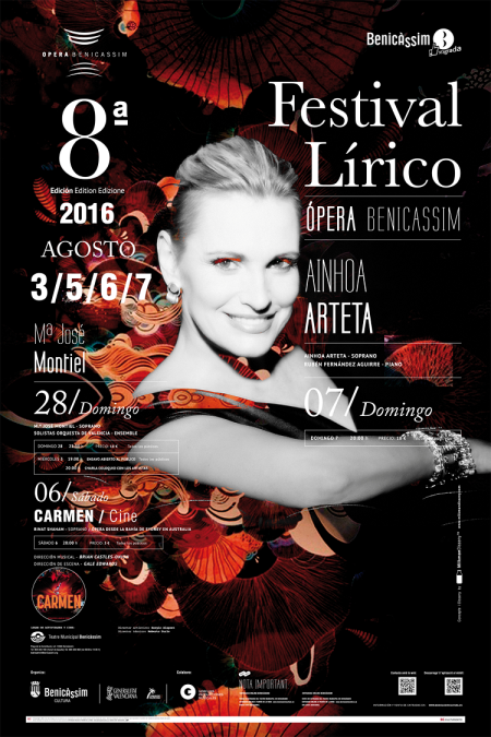 VIII Festival lírico Ópera Benicàssim