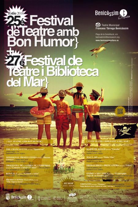 XXV FESTIVAL DE TEATRO CON BUEN HUMOR