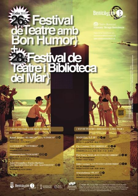 XXVI FESTIVAL DE TEATRE AMB BON HUMOR