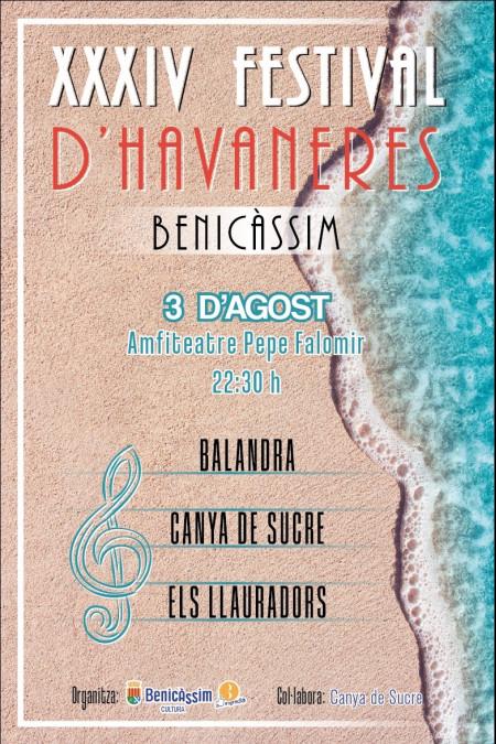 XXXIV FESTIVAL DE HABANERAS