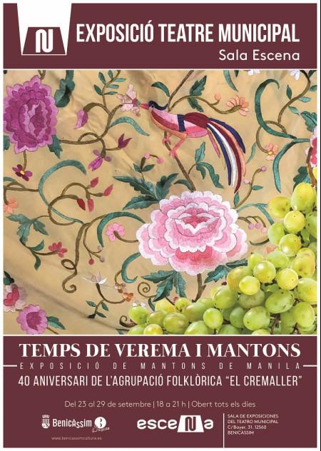 EXPOSICIÓN TEMPS DE VEREMA I MANTONS