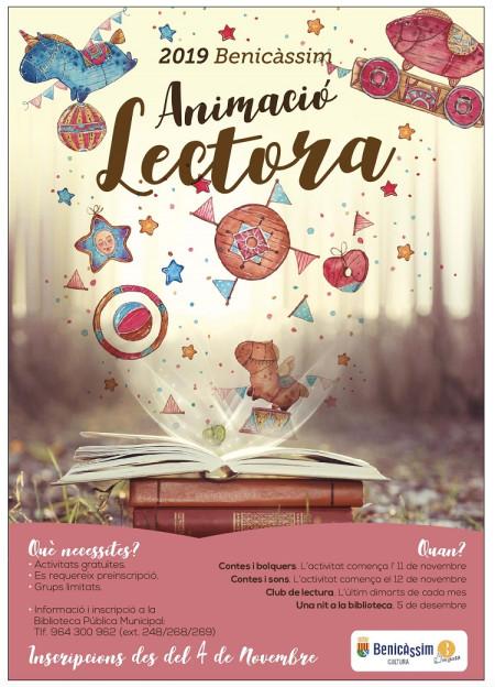 CAMPAÑA DE ANIMACIÓN LECTORA