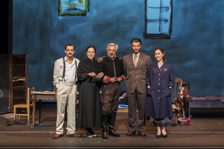 Teatro: EL CORONEL NO TIENE QUIEN LE ESCRIBA