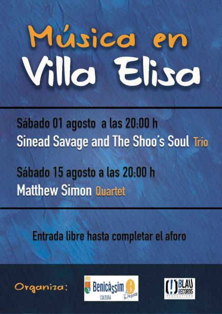 Música en Villa Elisa