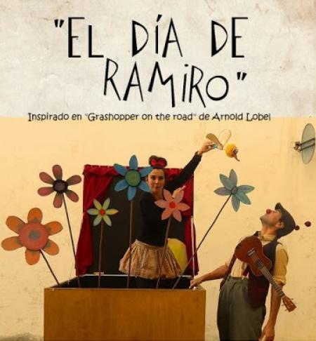 """AMEBA TEATRE """"El dia de Ramiro"""""""