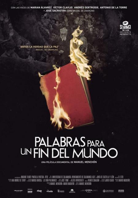 Cine documental histórico: PALABRAS PARA UN FIN DEL MUNDO