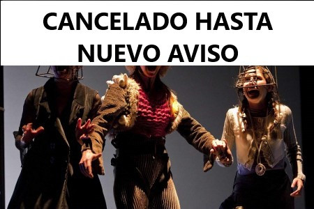 Teatro: MARIE DE JONGH presenta IKILIMIKILIKLIC