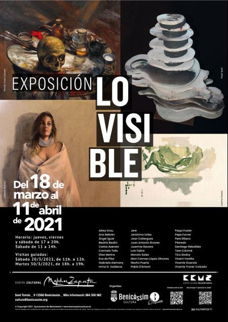 """EXPOSICIÓN """"LO VISIBLE"""""""