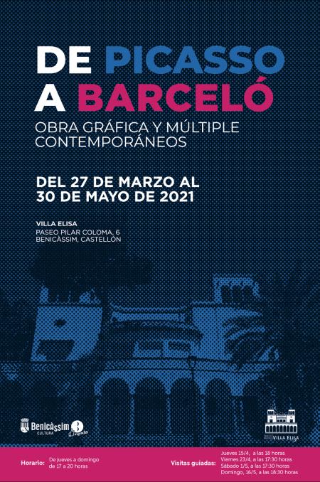EXPOSICIÓN DE PICASSO A BARCELÓ