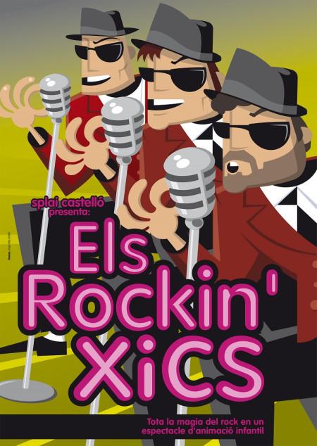 """SPLAI TEATRE  """"Els Rockin' Xics"""""""