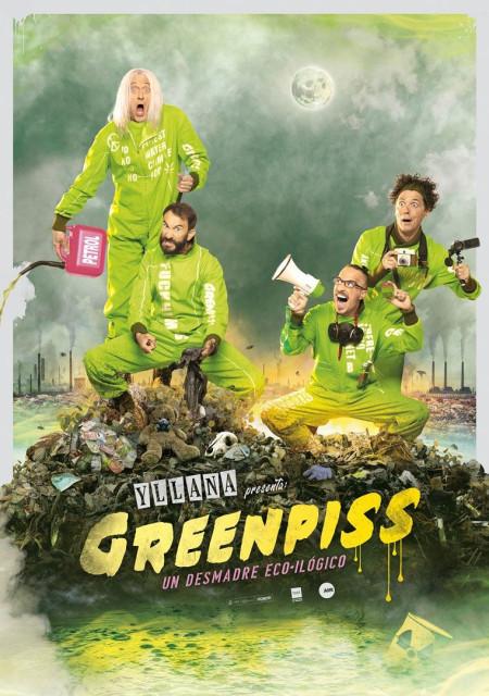 Yllana  presenta Greenpiss: un desmadre eco-ilógico