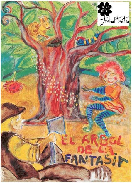 """TRÉBOL TEATRO """"El árbol de la fantasía"""""""