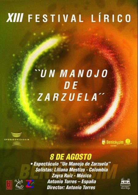 Festival Lírico Ópera Benicàssim - Un Manojo de Zarzuela