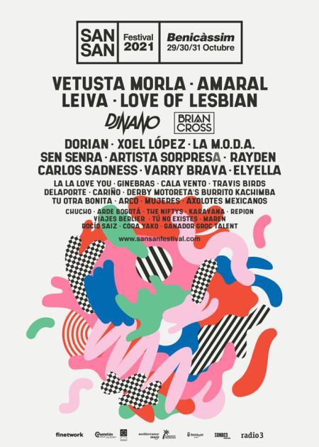 San San Festival Benicàssim 2021