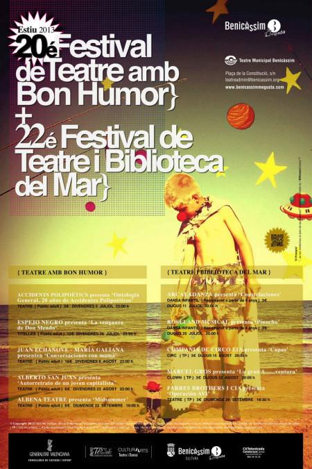 XXII Festival de Teatre i Biblioteca de la Mar