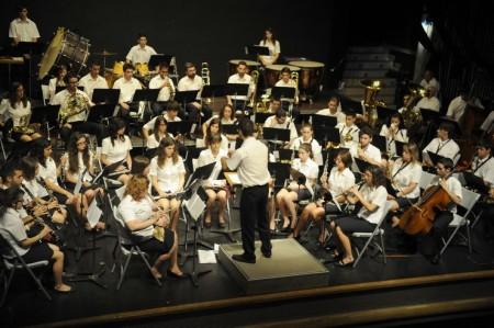 Concierto de Navidad de la Banda Juvenil de la Unió Musical Santa Cecilia