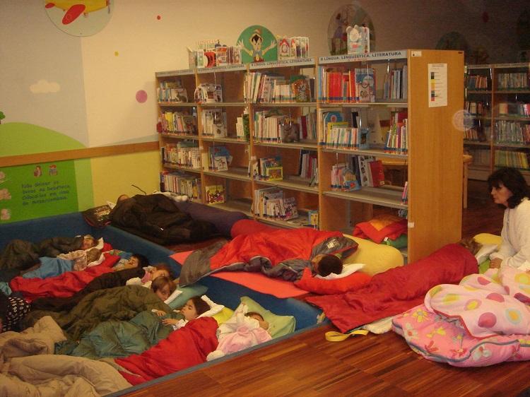 """""""Una nit a la Biblioteca"""", nueva propuesta de la campaña de Animación Lectora que promueve Cultura"""