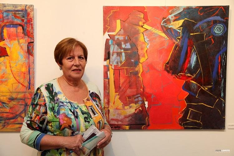Tica Godoy acerca la Pintura a los más pequeños con un taller en el Melchor Zapata