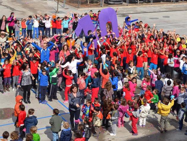 El CEIP Palmerar celebra su X aniversario