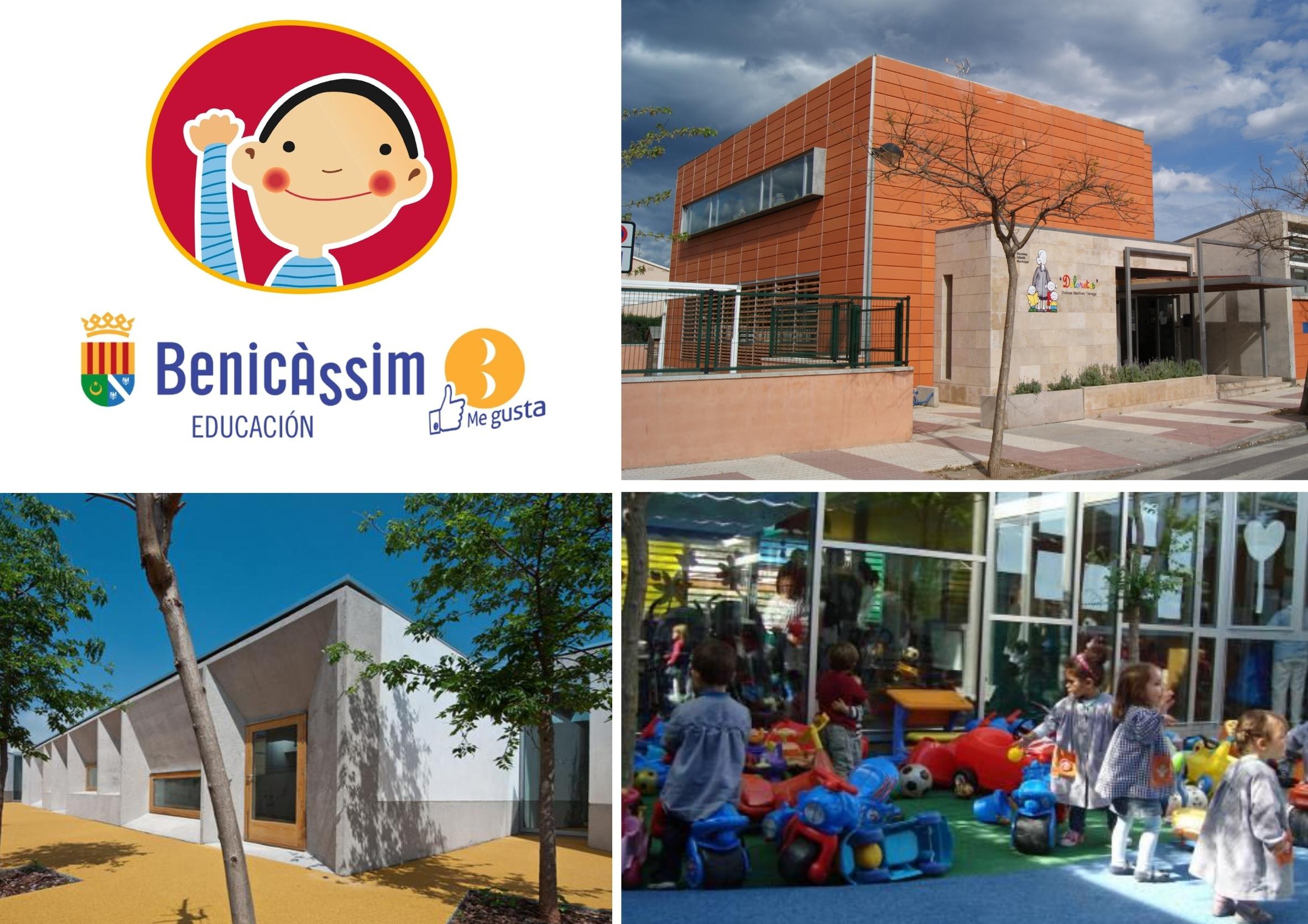 ESCUELAS INFANTILES MUNICIPALES.