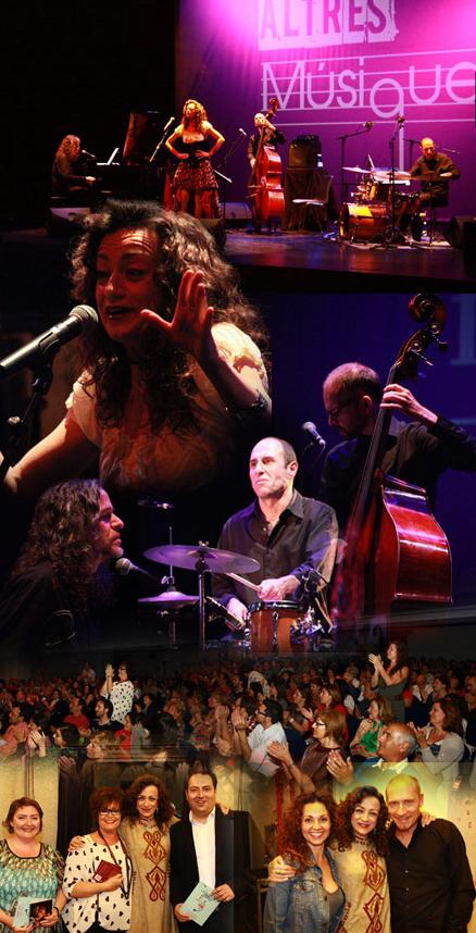 Cultura realiza un balance positivo del ciclo Altres Músiques 2014