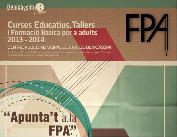 Talleres FPA.- Exposición final de curso