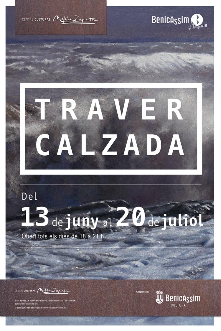 Traver Calzada, del 13 de junio al 20 de julio en el Melchor Zapata