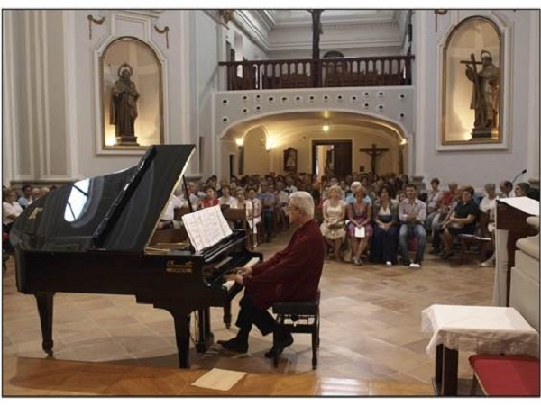 Música Sacra: Benicàssim ultima los detalles para la celebración de la XV edición.