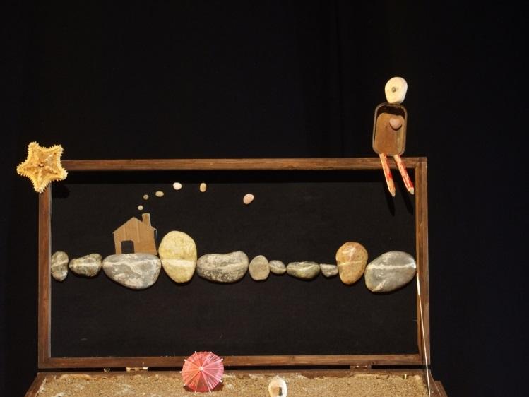 """""""Pedra a Pedra"""" abre la XXXIII edición del Festival de Teatro y Biblioteca del Mar"""