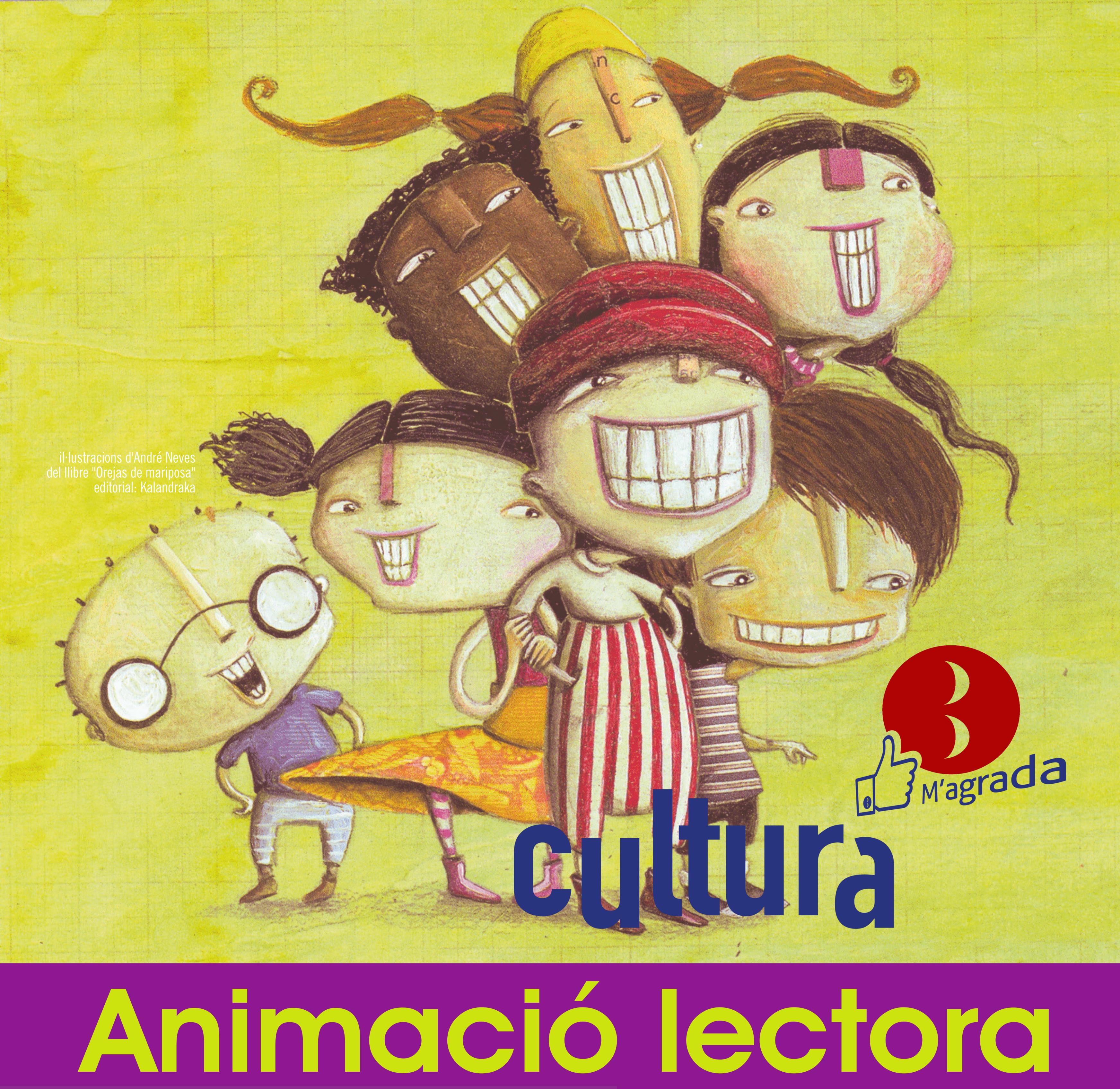 Animación Lectora, nueva campaña 2015