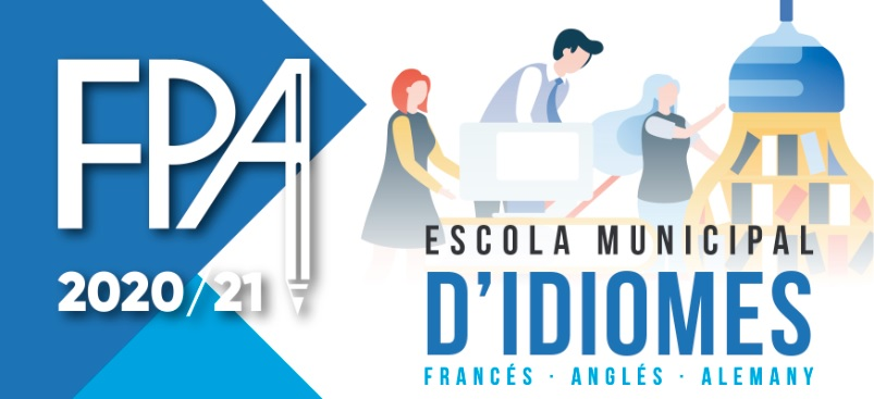 ESCUELA MUNICIPAL DE IDIOMAS curso 2020-21 inscripción
