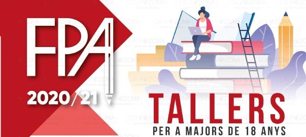 RENOVACIÓN MATRÍCULA TALLERES FPA CURSO 2020-2021
